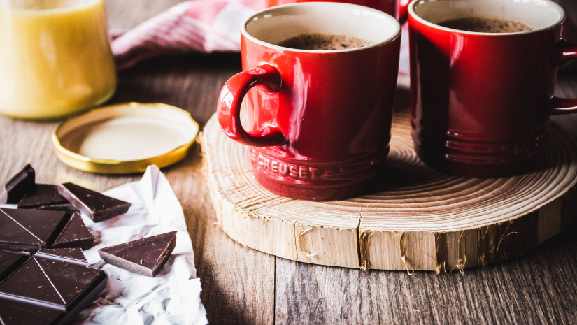 6 tips voor de lekkerste chocolademelk